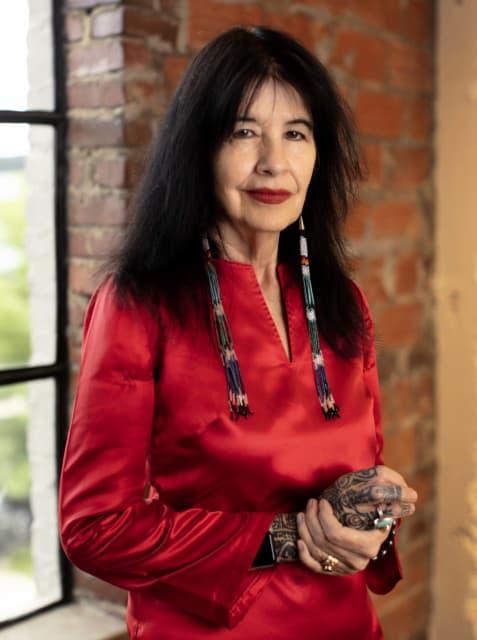 "2020 - Joy Harjo - ""Poet Laureate of the United States"""