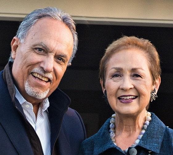 Ernesto and Socorro Vasquez - Visionary Arts Patrons